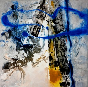 Interview with Abstract Painter Dagmar Dost-Nolden