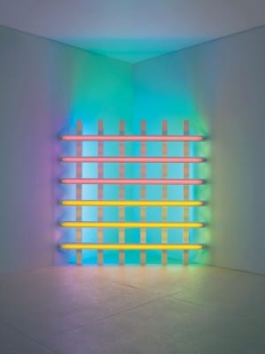 Dan Flavin, It is what it is and it ain't nothing else, Ikon Gallery