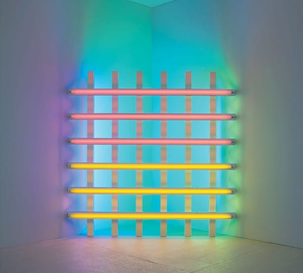 Dan Flavin, It is what it is and it ain't nothing else, Ikon Gallery, Birmingham