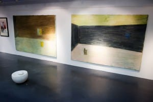 Painter Stephen Newton: Life in the Abstract, Abbey Walk Gallery
