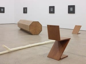 Simon Starling, Nine Feet Later, The Modern Institute