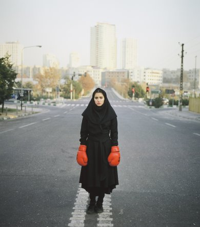 Islamic Art Now, Part 2: Contemporary Art of the Middle East, LACMA, LA