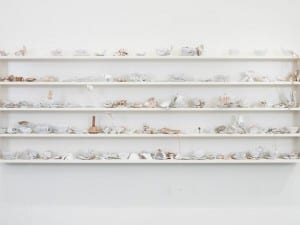 Yoko Ono, The Riverbed, Andrea Rosen Gallery, New York