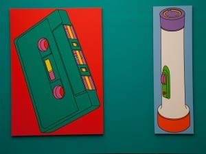Review of Michael Craig-Martin: Transience, Serpentine Gallery