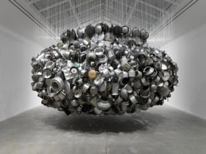 Review of Subodh Gupta: Invisible Reality at Hauser & Wirth Somerset