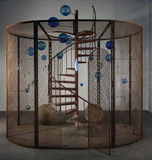 Louise Bourgeois, Structures of Existence: The Cells, Guggenheim Bilbao