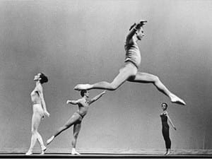 Merce Cunningham, Common Time, The Walker Art Center