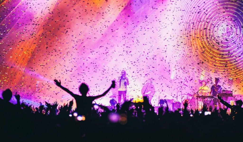Review of Tame Impala Live at Alexandra Palace, London