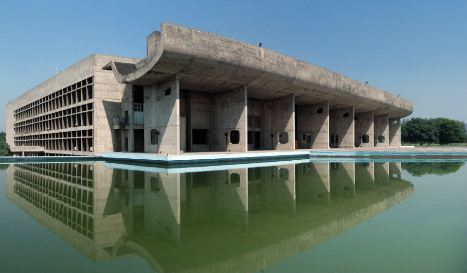aesthetica magazine the architectual work of le corbusier added to