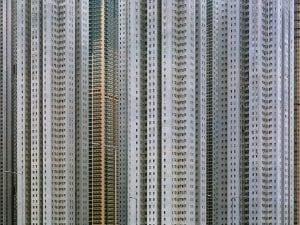 Michael Wolf, Architecture of Density #42, 2005. © Michael Wolf. Courtesy of Flowers Gallery.
