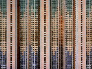 Michael Wolf, Architecture of Density #91, 2006. © Michael Wolf. Courtesy of Flowers Gallery.