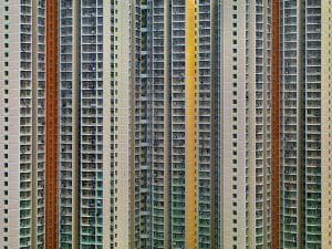 Michael Wolf, Architecture of Density #102, 2008. © Michael Wolf. Courtesy of Flowers Gallery.