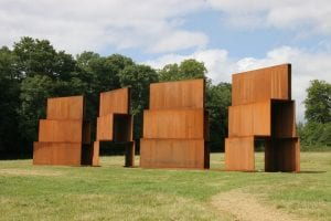 Anthony Caro: Artist Boss, New Art Centre, Roche Court