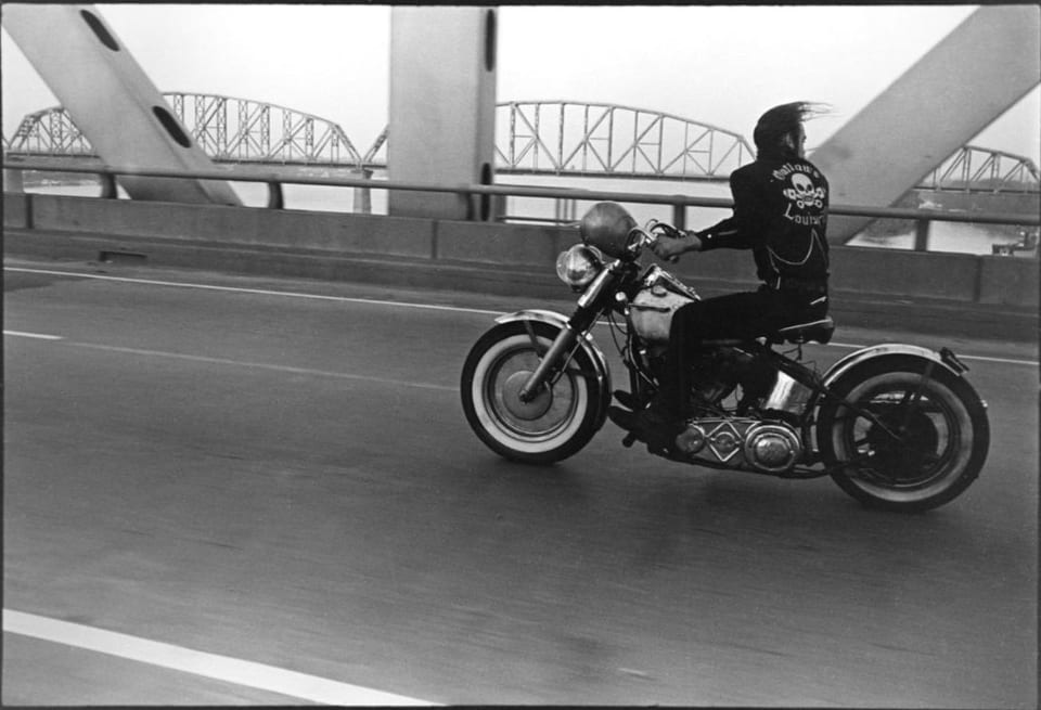 Danny Lyon: Capturing Society