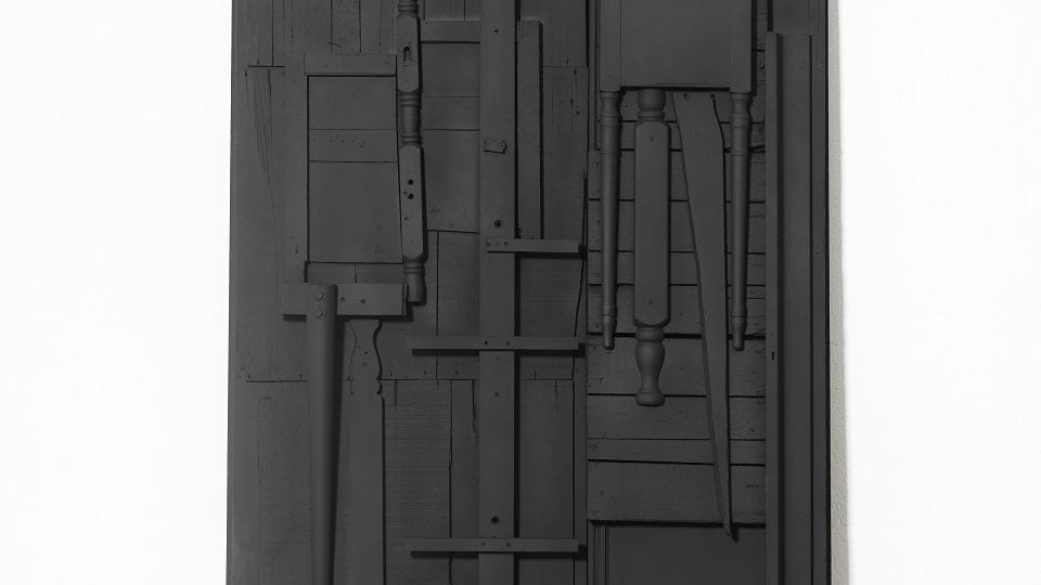 Louise Nevelson: Sculpted Consciousness