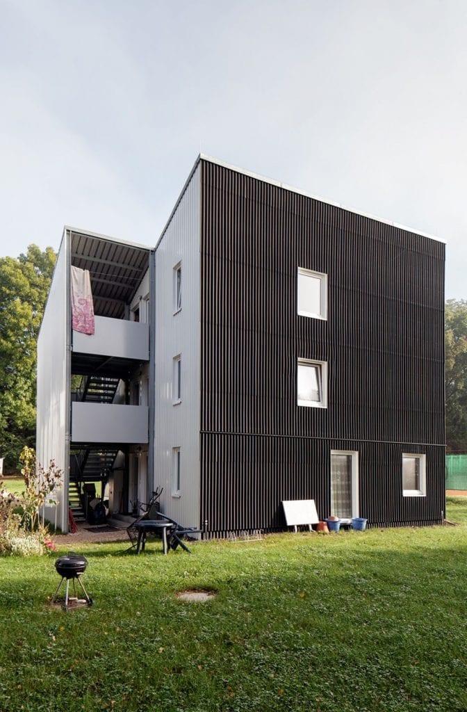 aesthetica magazine refugee housing