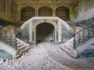 Romain Thiery, <i>Photographe Urbex Green Marble.</i>