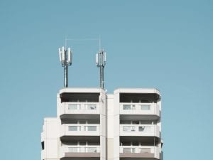 Maik Lipp, <i>Unknown residential</i> – Frankfurt, Germany, 2013. From the series <i>Mixed Minimal • 1.</i>