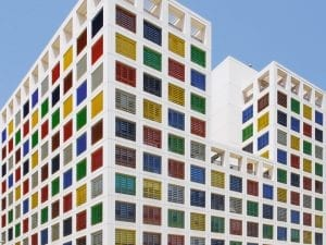 Yener Torun, <i>Rubik's 3.1.</i> Office building
