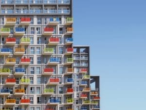 Yener Torun, <i>Formation.</i> Social housing 