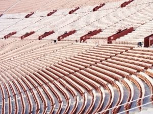 Sallie Harrison, <i>Los Angeles Memorial Coliseum,</i> 2015-Present. 
