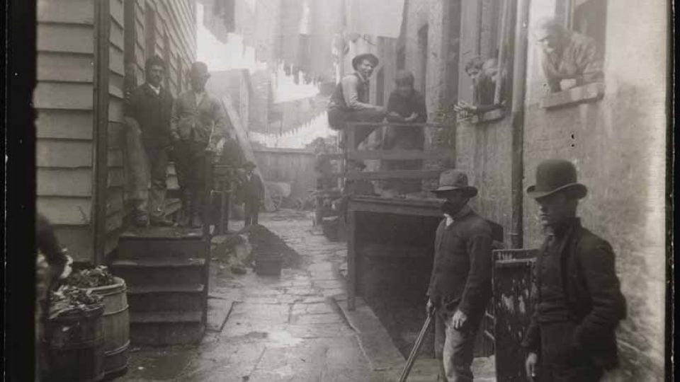 Jacob Riis: Social Reformation