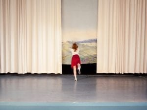 Maia Flore, detail of <i>Theater</i>. Courtesy of the artist and Agence Vu.