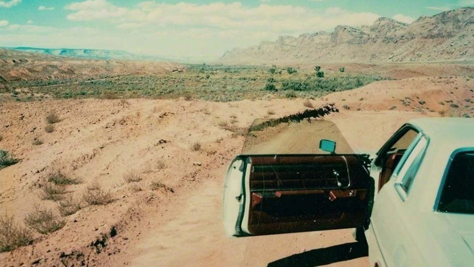 Wim Wenders: Narratives In Analogue