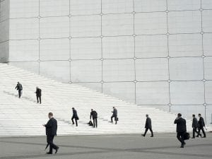 Esther Hovers, <I>White – La Défense.</i> © 2014 Esther Hovers.