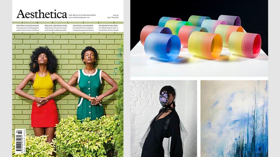 Aesthetica Magazine Directory   Line artist, Artist, Print